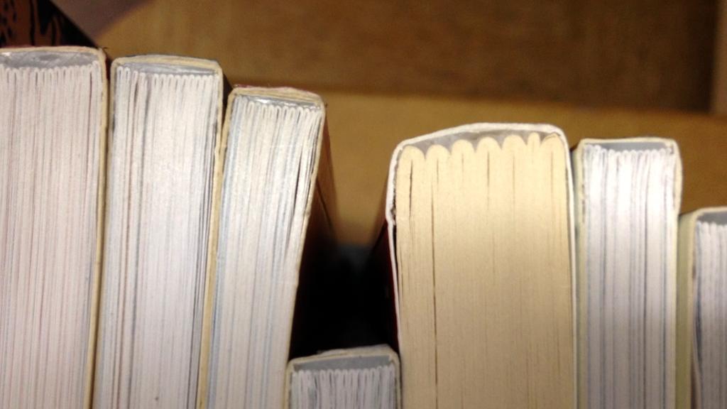 La Reliure A La Bibliotheque De L Inha Inha